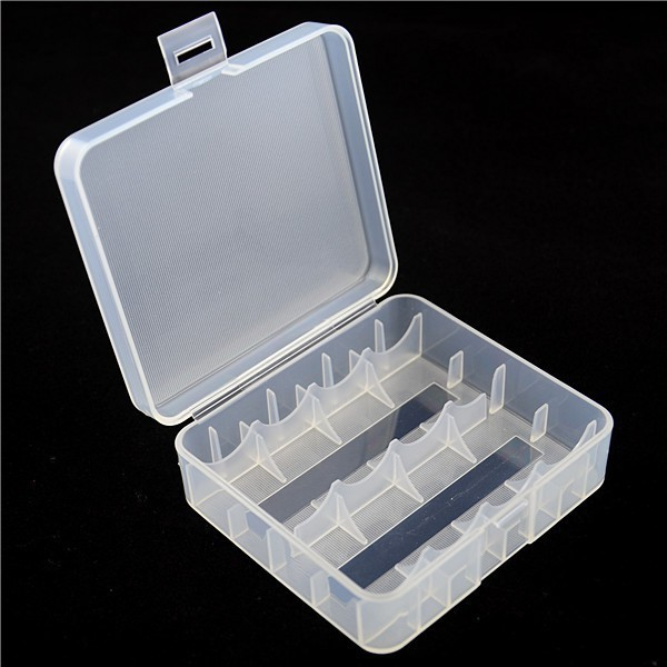 Batterie Schutzbox 4 x 18650