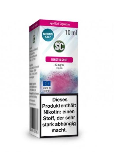 Nikotinsalz Shot 20 mg/ml