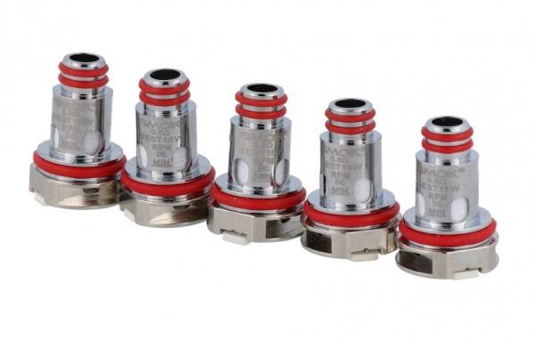 RPM DC Dualcoil MTL Heads 0,8 Ohm