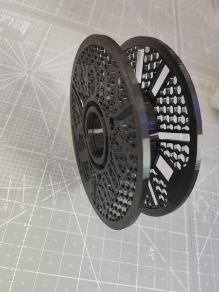 Leerrolle für 800g Refill Filament