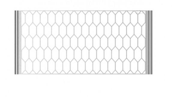 10x Vapefly Siegfried RTA Ni80 Grid Mesh Wire - M4