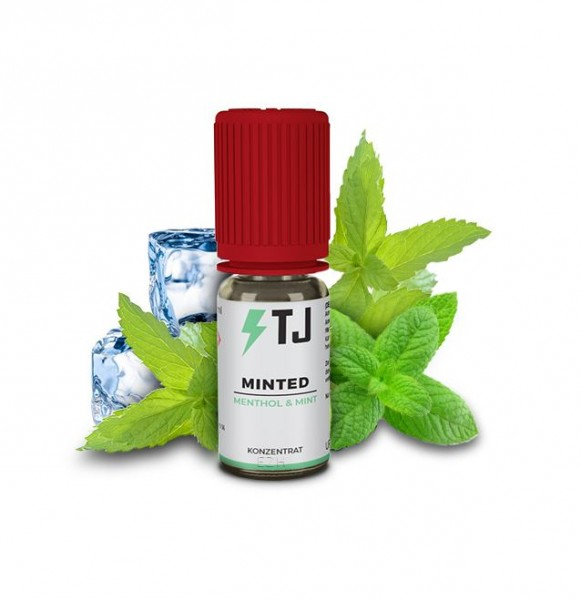 MENTHOL AND MINT Minted Aroma 10ml Original T-Juice