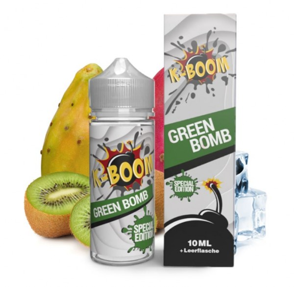 K-BOOM Green Bomb 2020 Aroma 10ml