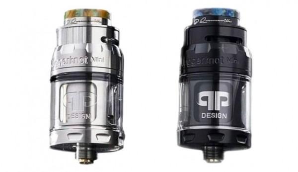 Juggerknot Mini RTA Selbstwickel Tankverdampfer - QP Design