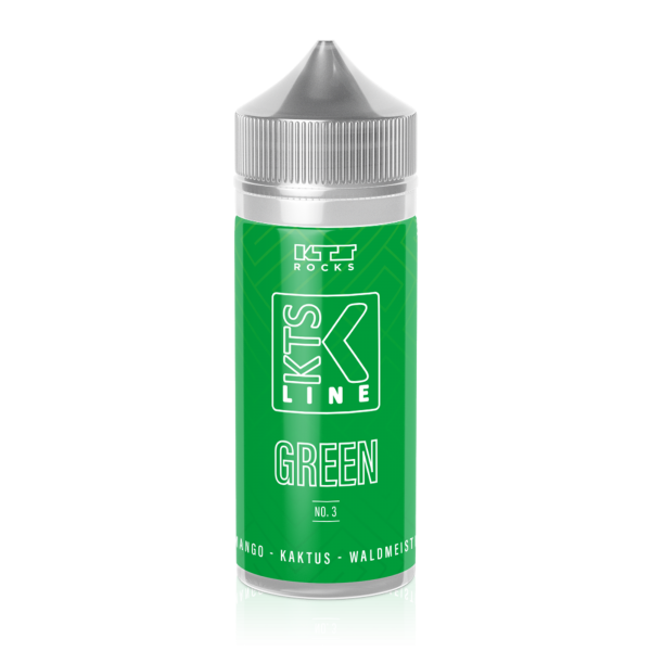 KTS Line - Green No. 3 Aroma