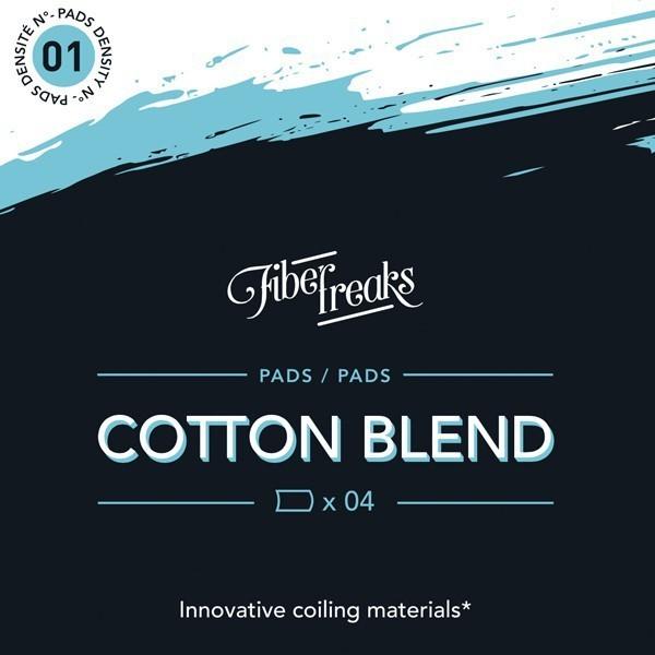 Fiber Freaks Cotton Blend