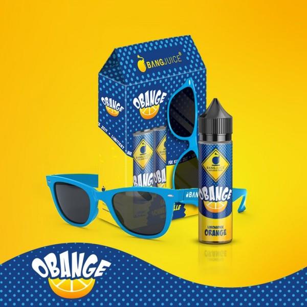 Obange Aroma Bundle mit Sonnenbrille