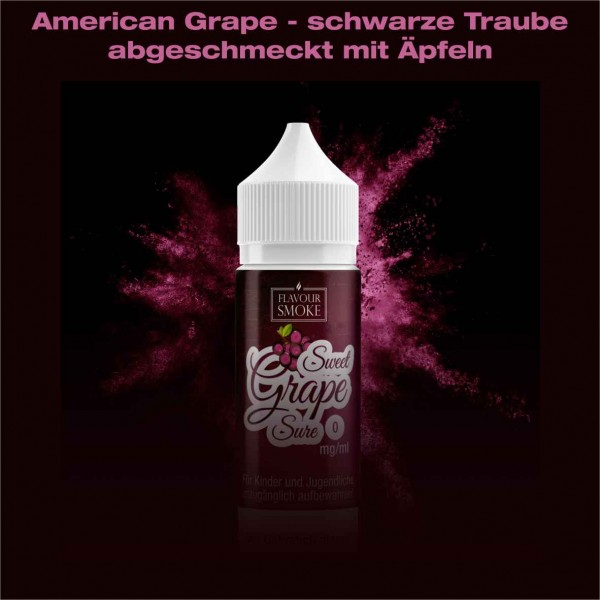 Sweet Grape Sure Aromashot