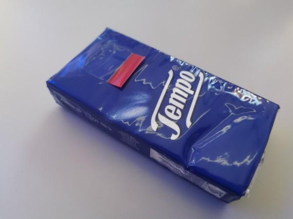 Tempo Taschentücher Klassik Cotton Touch