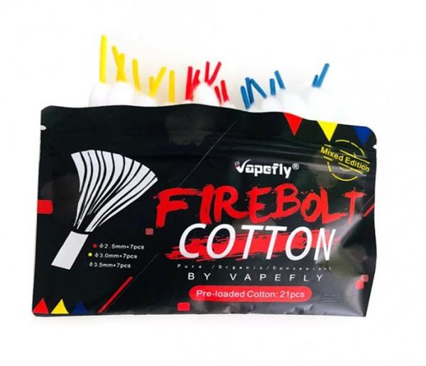 Vapefly Firebolt Mixed Cotton Strands Wattesticks
