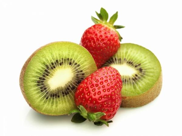 Erdbeere Kiwi Aroma NEUE REZEPTUR für 400ml Liquid