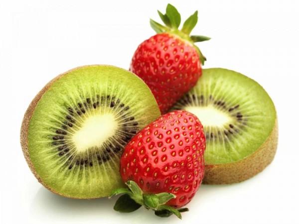 Erdbeere-Kiwi