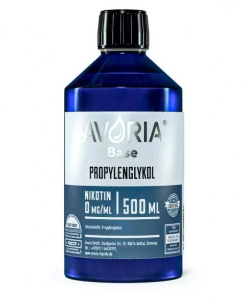 Avoria Propylenglykol Base PG Basis Liquid 500ml