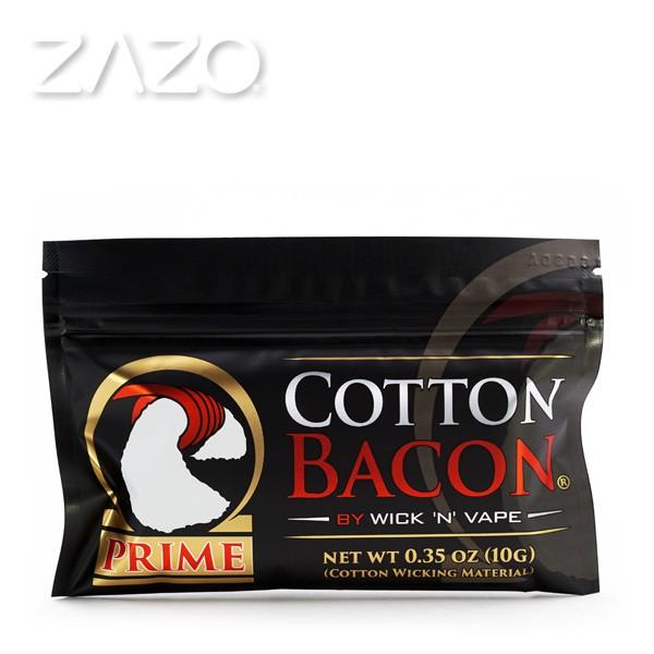 Wick N Vape Cotton Bacon Prime Watte