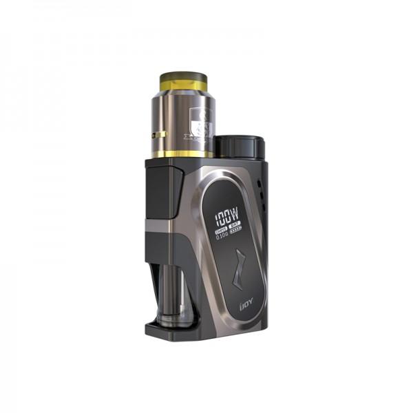iJoy Capo Squonk 100W TC 9ml Kit inkl. 20700 Akku